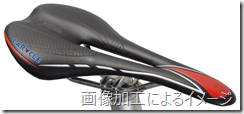 CARACLE Sport Saddle (Sport Package)