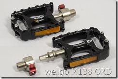 wellgo M138 QRD