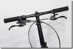 テレスコピックハンドルポスト/ストレートバー/軽量グリップ(スポーツパッケージ)